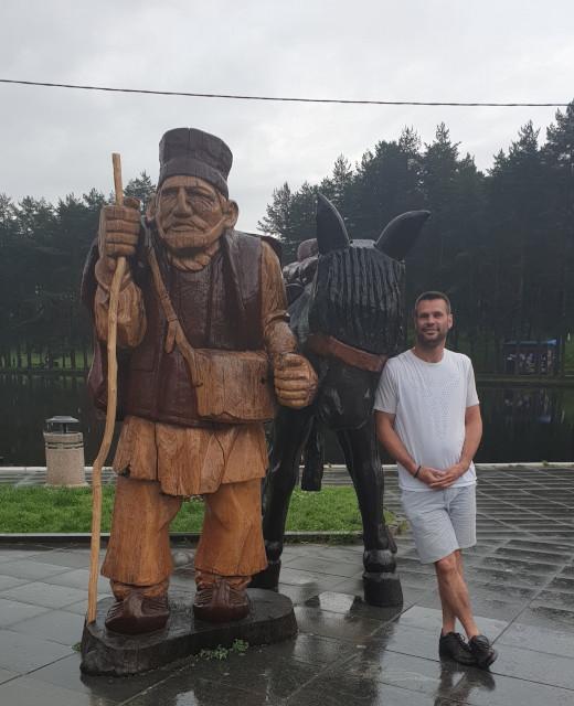 Stephan Kreyenborg in Zlatibor, 2019